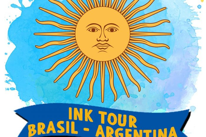 """Ink Tour Brasil Argentina """"Tattoo Trip"""" - Personagens e Seus Trabalhos - Portal OH2C"""