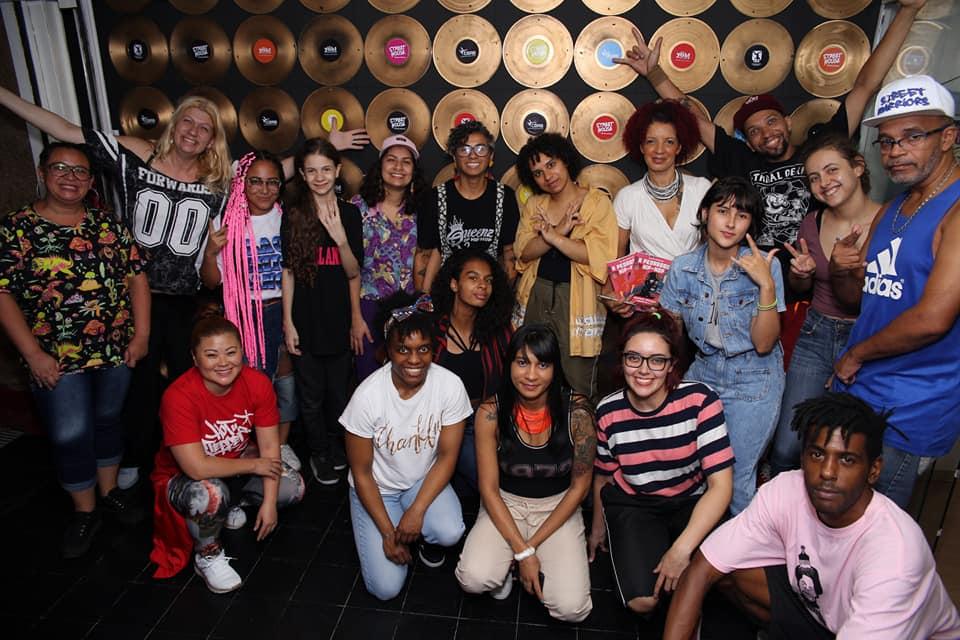 Encontro de Empoderamento das Mulheres do Hip-Hop é marcado por Resistência - Portal OH2C