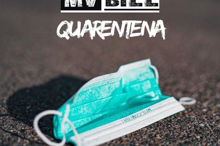 Confira o Vídeo Clipe do Rapper MV Bill - Quarentena (Prod. Mortão) - Portal OH2C