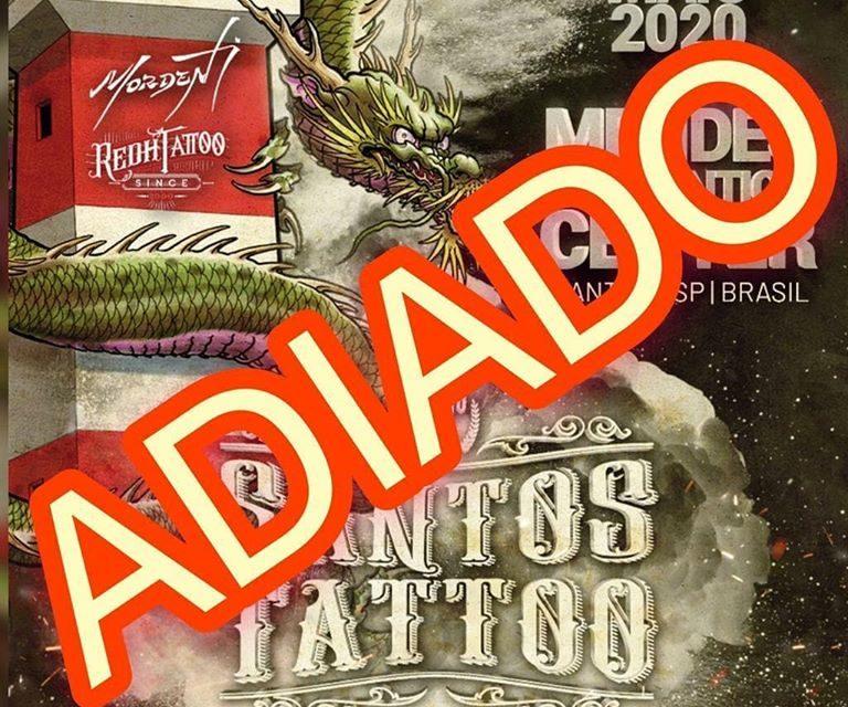 ADIADO - 2° Edição do Santos Tattoo Festival – Portal OH2C