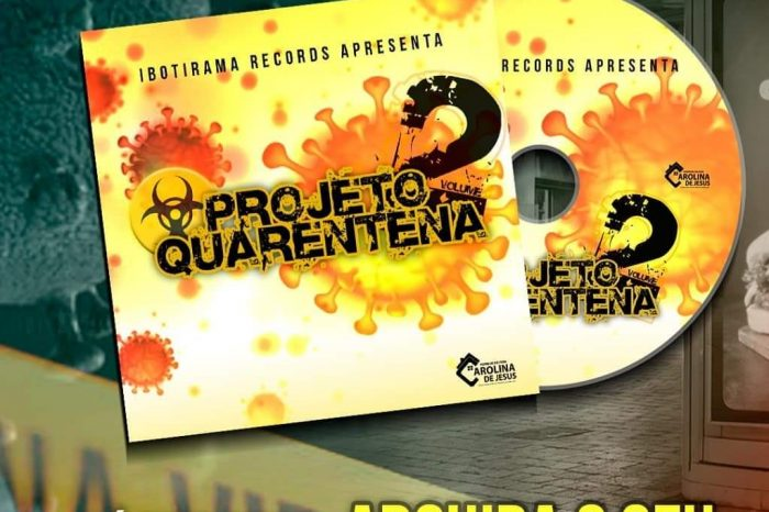 Ibotirama Records Apresenta - ProjetoQuarentena Vol.2 - Portal OH2C