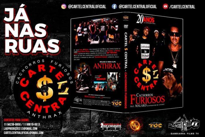 """Cartel $ Central Lança DVD """"Cachorros Furiosos"""" em Comemoração de 20 Anos - Portal OH2C"""