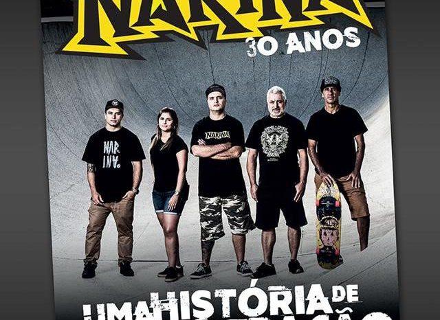 """Documentário - Uma História de Superação """"Narina Skate 30 Anos"""" - Portal OH2C"""