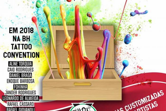 Expo de Caixas Customizadas pelos Artistas da Pixel Art Books e Convidados - Portal OH2C