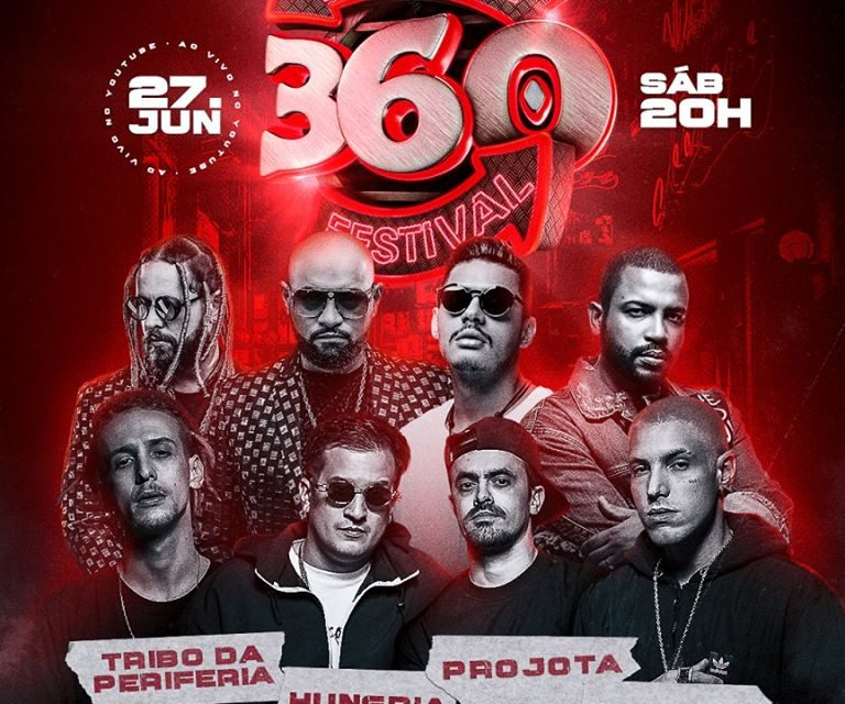 Festival 360 do Youtube - O Maior Festival Online de Todos os Tempos! - Portal OH2C