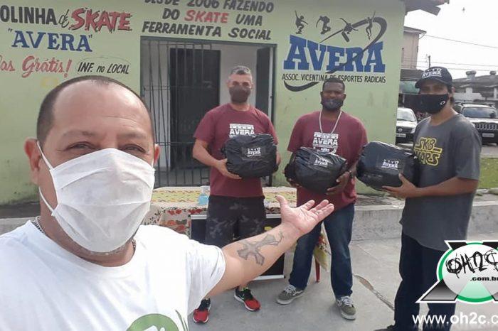 Projeto AVERA - Fazendo do Skate uma Ferramenta Social - Portal OH2C