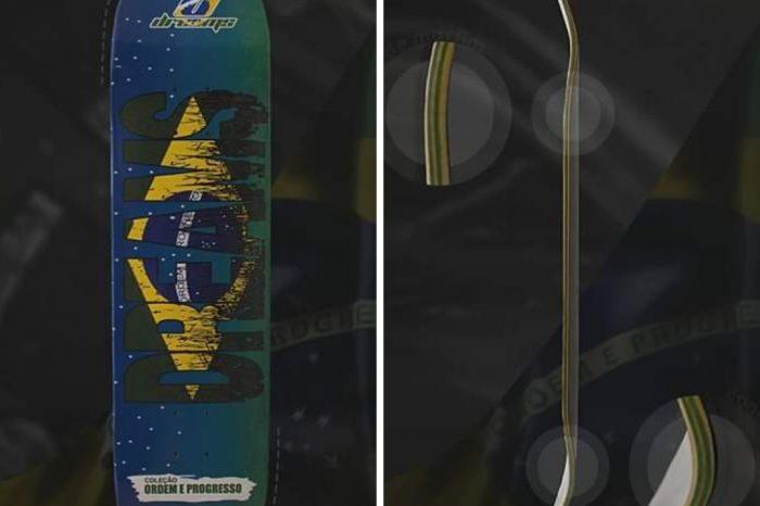"""Dreams Skateboard Anuncia Nova Coleção de Shapes """"Ordem e Progresso"""" - Portal OH2C"""