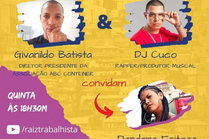 Fala Quebrada! - Live pelo Facebook e Youtube - Portal OH2C