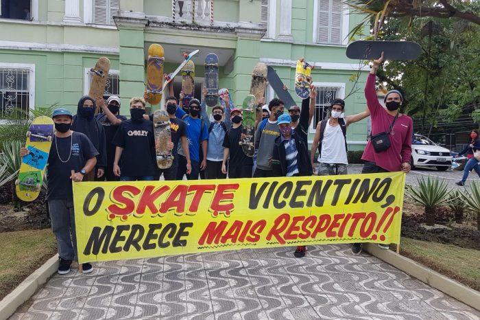 O Skate Vicentino Merece Mais Respeito! - Portal OH2C