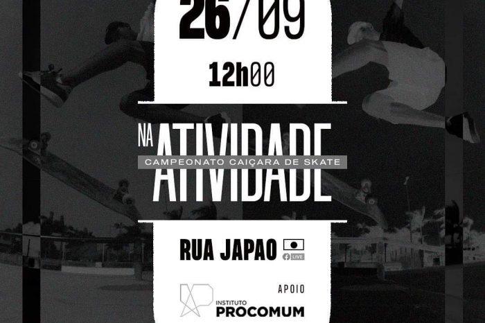 """Campeonato Caiçara de Skate """"Na Atividade"""" em São Vicente/SP - Portal OH2C"""