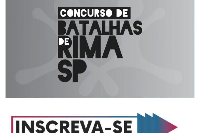 Chamada Pública 07/2020 - Concurso de Batalhas de Rima de São Paulo - Portal OH2C