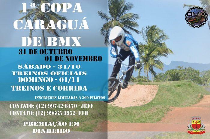 1ª Copa Caraguá de BMX - Portal OH2C