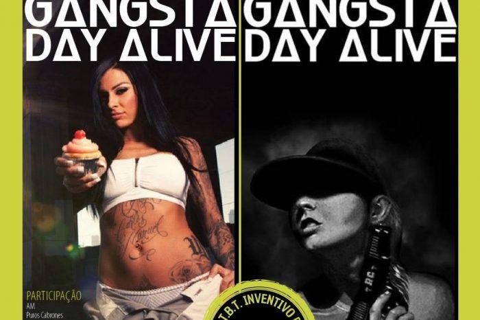 TBT INVENTIVO PIXEL - Skate Gangsta Day Alive 2013 - Portal OH2C