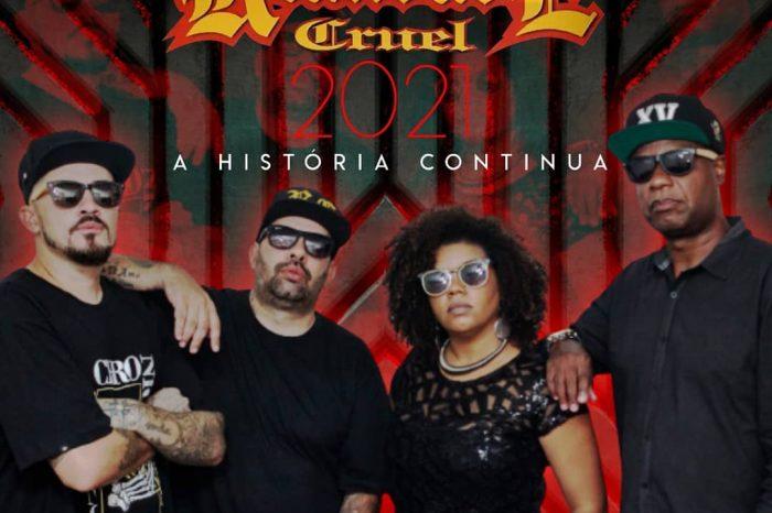"""Realidade Cruel Retorna ao Estúdio para Gravar seu 8° Álbum """"A História Continua"""" - Portal OH2C"""