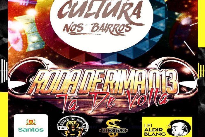 "Roda de Rima 013 Apresenta ""Cultura Nos Bairros"" - Portal OH2C"
