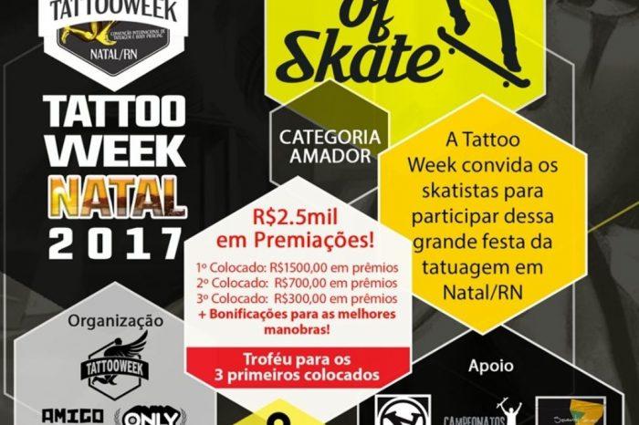 TBT INVENTIVO PIXEL – Arena Skate Tattoo Week Natal RN 2017 – Portal OH2C
