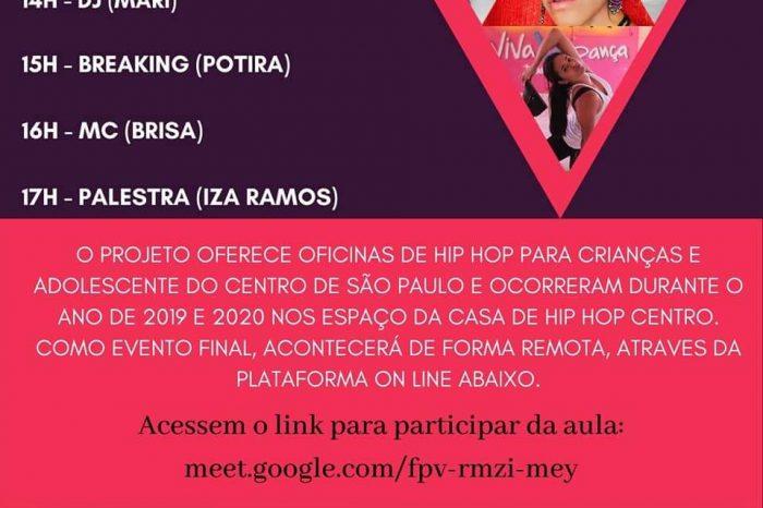 Projeto Mulheres Multiplicando a Cultura Hip Hop - Portal OH2C