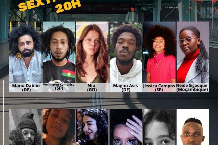Slam da Guilhermina com Poetas de Vários Cantos do Brasil e da África - Portal OH2C