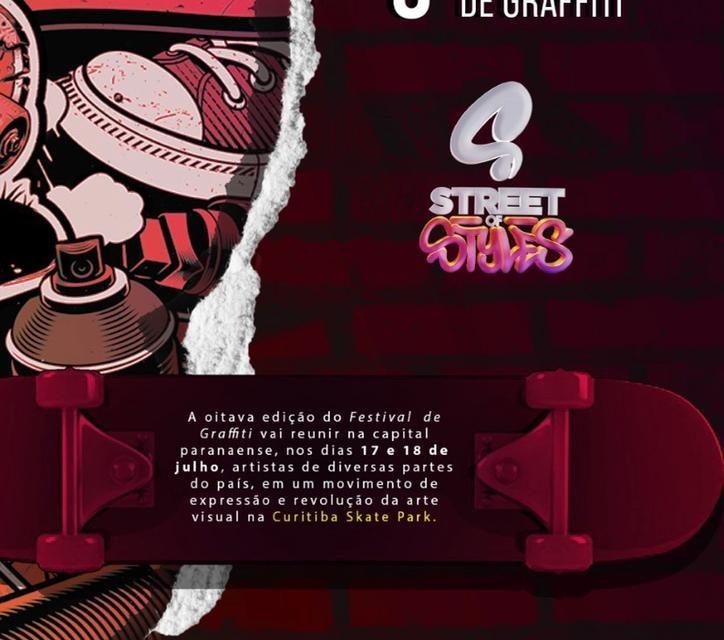 8º Festival de Graffiti Street of Styles - Portal OH2C