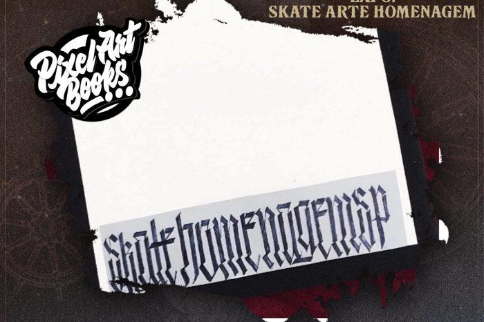 Skate Arte Homenagem no Tattoo Digital Festival - Portal OH2C