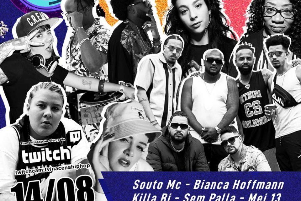 """A Festa de Rap mais Linda e Elegante de SP """"Nacena Hip Hop"""" - Portal OH2C"""