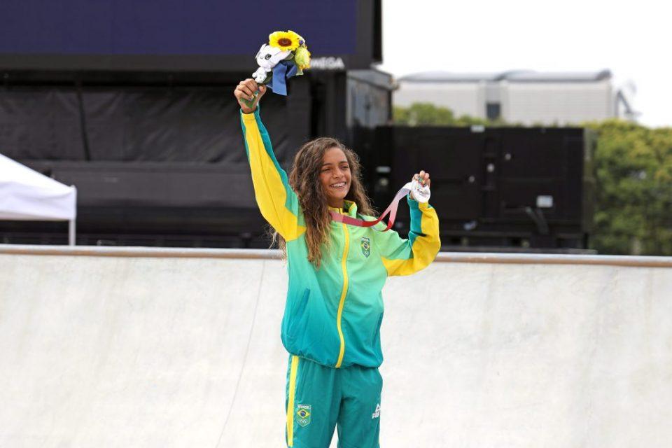 Rayssa Leal Vence Prêmio Espírito Olímpico nos Jogos de Tóquio - Portal OH2C