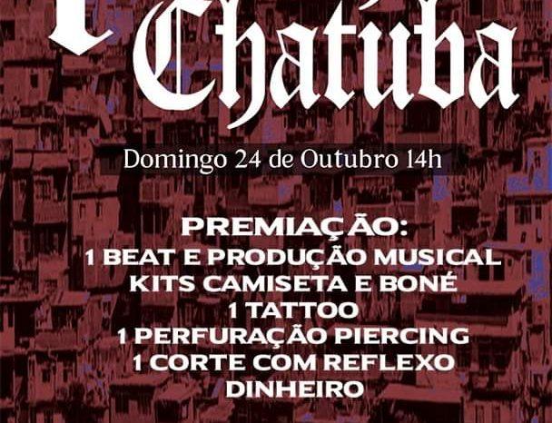 1° Batalha de Rima da Chatuba em Cubatão/SP - Portal OH2C